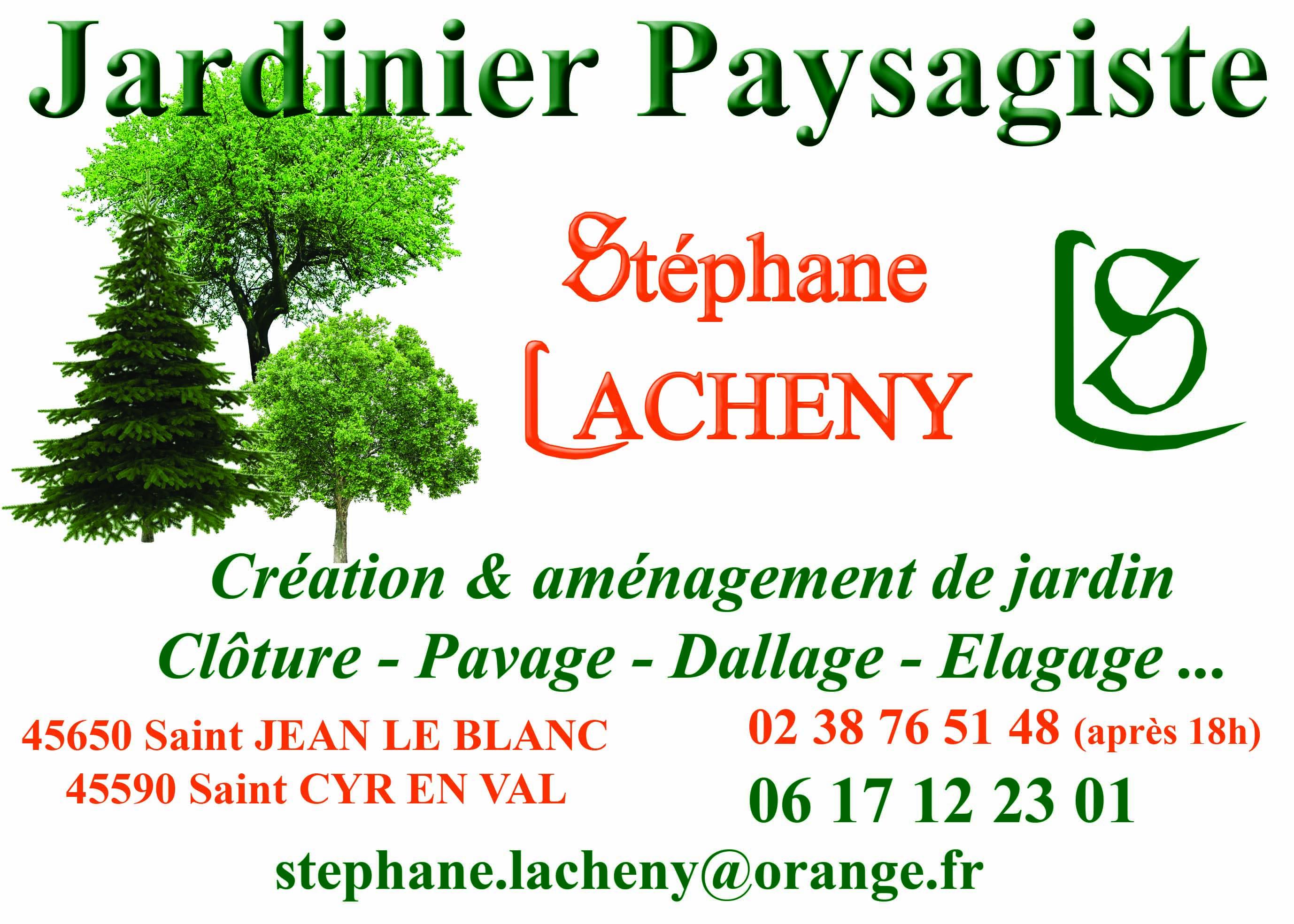 Entreprise Lacheny