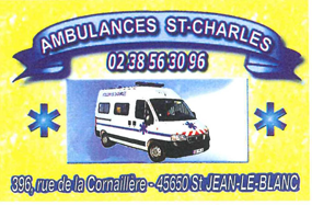 Ambulances St Charles
